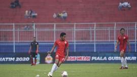 Hasil Liga 1: Osvaldo dan Evan Bawa Persija Kalahkan Borneo