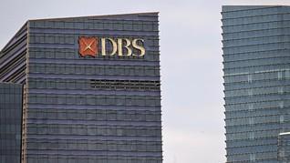 DBS Akuisisi 13 Persen Saham Bank Asal China