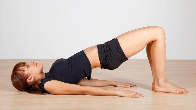 Mau Mengecilkan Paha Dan Betis Lakukan Saja 4 Gerakan Yoga Ini