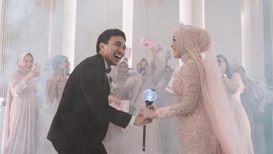 Cerita Menarik di Balik Viral Pengantin Indonesia Dance Lagu BTS