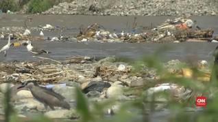 VIDEO: Sungai di Peru Tercemar Berat Akibat Limbah
