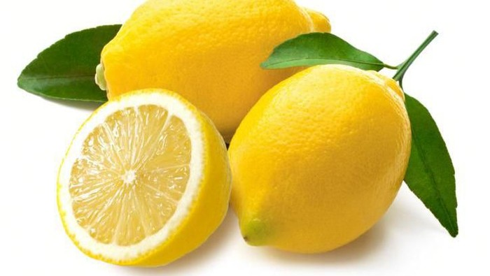Lemon dan Manfaatnya untuk Kecantikan
