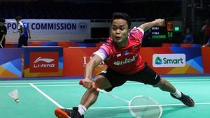 Jadwal Siaran Langsung World Tour Finals: Ginting vs Axelsen
