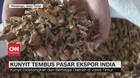 VIDEO: Kunyit Tembus Pasar Ekspor India