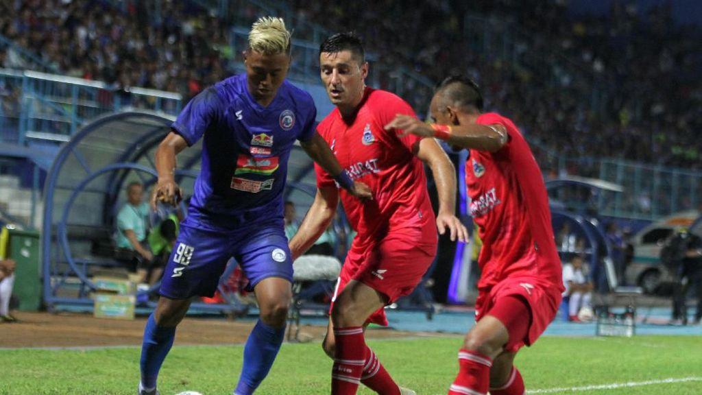 Kalah dari Arema, Sabah FA Akui Buruk di Penyelesaian Akhir