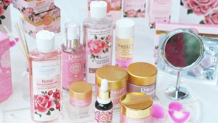 6 Skincare dengan Ekstrak Bunga Mawar yang Bisa Membuat Kulitmu Cerah dan Halus