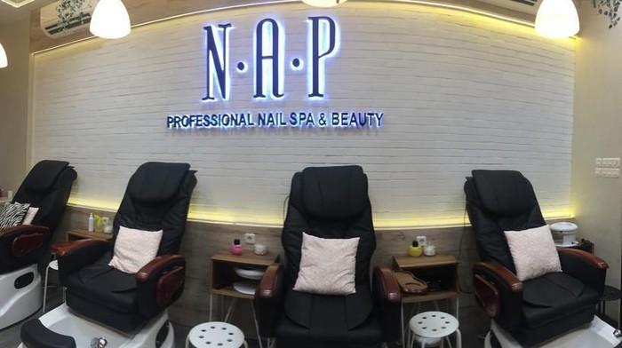 Percantik Kuku Kamu di Salon NAP Professional Nail Spa & Beauty