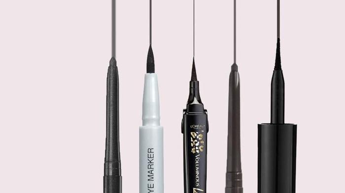 Eyeliner Drugstore Terjangkau Dengan Formula dan Ujung Aplikator Terbaik