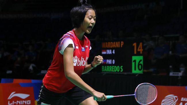 Indonesia masih memiliki enam wakil di babak 16 besar turnamen badminton Orleans Masters 2021.