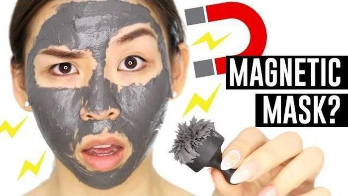 Magnetic Mask: Rahasia Wajah Awet Muda ala Cleopatra