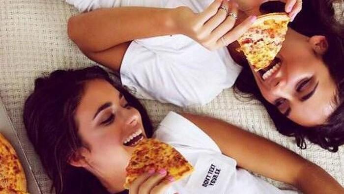 Tidak Hanya Lezat, Inilah Pizza Aman Bagi Program Dietmu