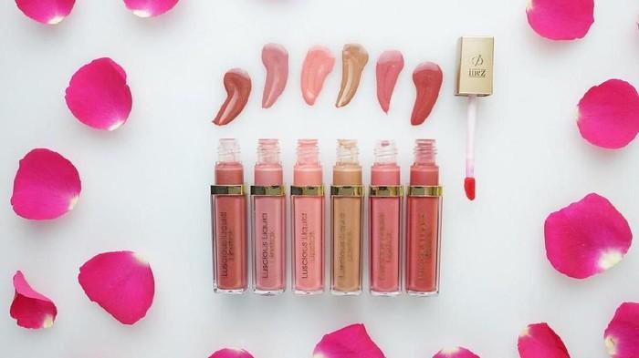 #AskBeautynesian Ladies Ada yang Udah Cobain Inez Luscious Liquid Lipstick? Review dong....