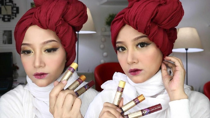 Ada yang sudah mencoba Sariayu Eyeshadow Liquid??? Bagus dan pigmented kah sis?