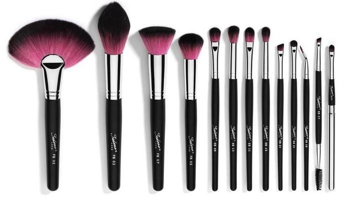 Kuas Makeup Wajib untuk Pemula