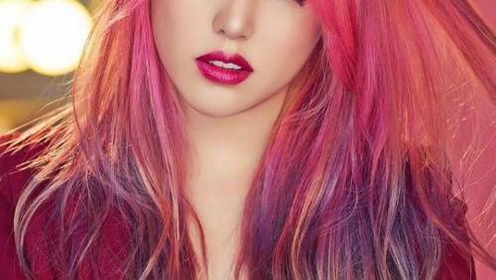 Wajib Tahu Nih, Trend Makeup di Tahun 2018 yang Makin Playful dan Berani