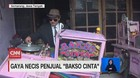 VIDEO: Gaya Necis Penjual Bakso Cinta