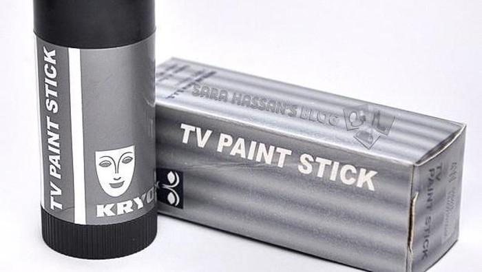 Foundation dengan Full-Coverage Terbaik! Kryolan TV Paint Stick Review