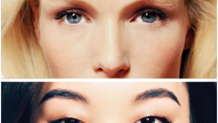 Gaya Eye Makeup Terbaik yang Sesuai dengan Bentuk Mata