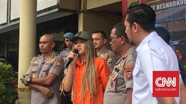 Lucinta Luna Akan Jalani Sidang Perdana Kasus Narkoba 27 Mei