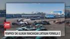 VIDEO: Begini Nih Rancangan Lintasan Formula E Nanti