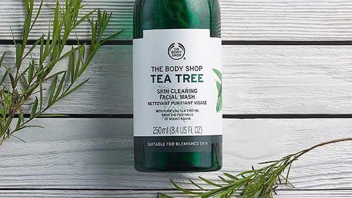 Tea Tree dari The Body Shop Bagus Enggak?