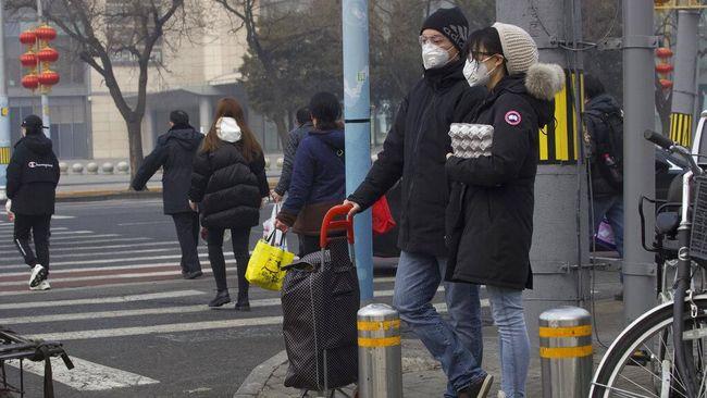 Di tengah perayaan Valentine, para ahli melarang orang untuk berciuman atau berpelukan demi mencegah penyebaran virus corona.