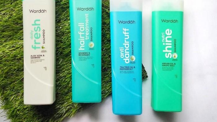 Wardah Shampoo Bagus Gak Sih Ladies?