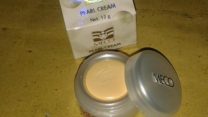 Masih ada yang pakai Meco Pearl Cream?