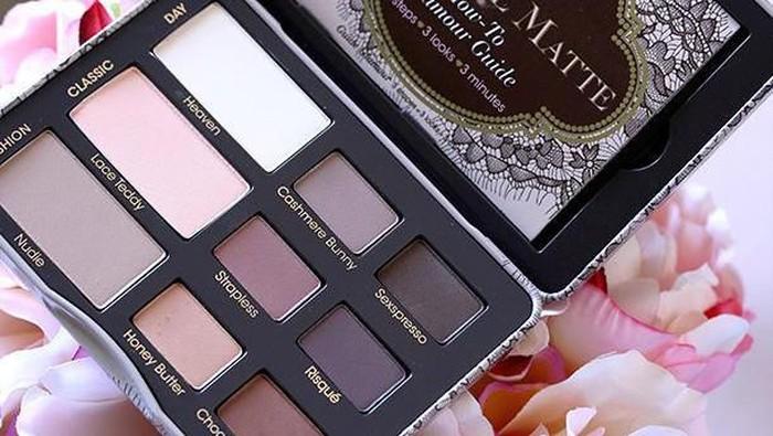 Rekomendasi Eyeshadow Pallete Untuk Natural Look