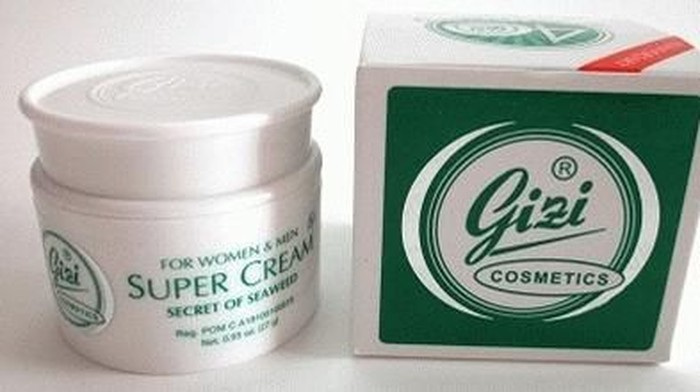 Review Gizi Super Cream Untuk Kulit Berjerawat