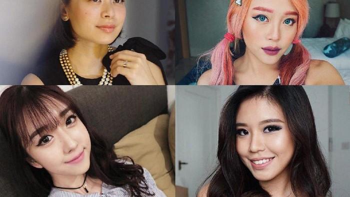 Sama-Sama Cantik dan Jago Dandan, Siapa Beauty Vlogger Indonesia Favorit Kalian?
