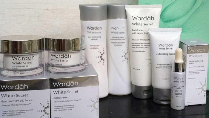 [FORUM] Wardah White Secret series Beneran Bikin Putih?
