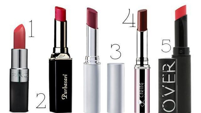 7 Lipstick Lokal Harga Di Bawah 100 Ribu