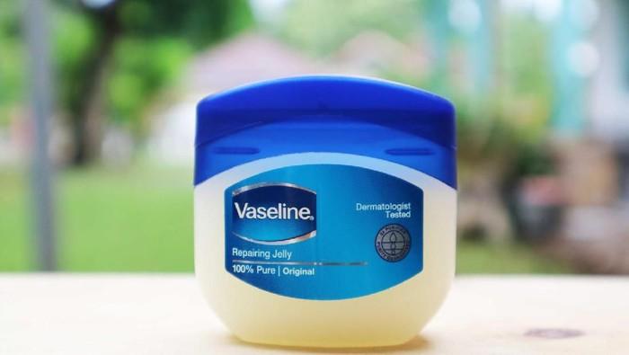 Vaseline Pure Skin Jelly Untuk Menghilangkan Bekas Jerawat