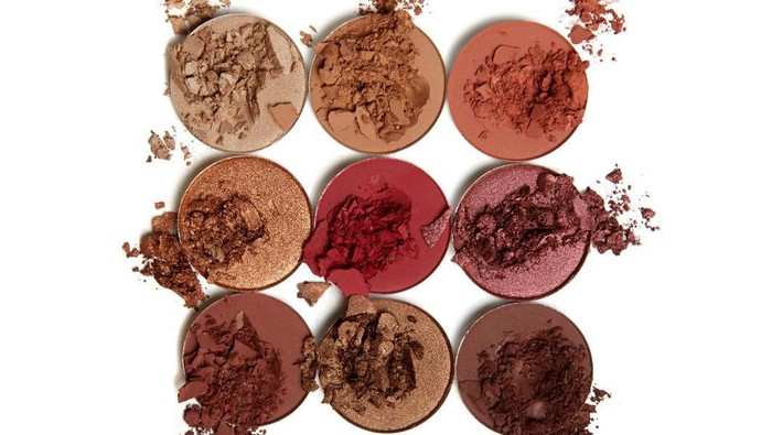 Review Burgundy Kyshadow Palette Seri Kedua Kylie Jenner