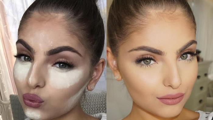 Baking Face, Cara Baru Untuk Mendapatkan Makeup Sempurna