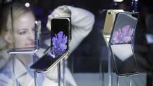 Beli Ponsel Lipat Samsung Baru, Jika Tak Cocok Bisa Dibalikin