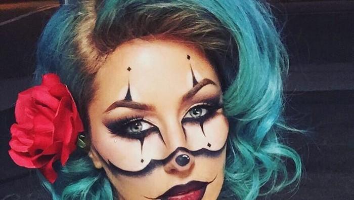 Inspirasi Halloween Makeup ala Youtoubers