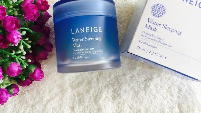 Populer Banget, Laneige Water Sleeping Mask Worth To Buy kah Ladies?