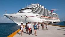 CDC Imbau Turis Hindari Wisata Kapal Pesiar
