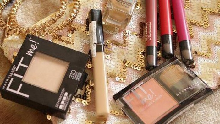 HOTTEST ITEM: Intip Rangkaian Produk Unggulan Maybelline Fit Me Collection