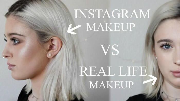 Apakah Instagram Makeup Itu?