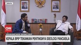 VIDEO: Kepala BPIP Tekankan Pentingnya Ideologi Pancasila