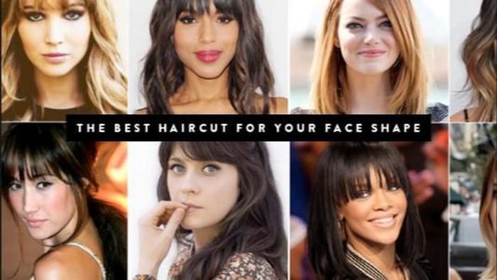 Ini dia Pilihan Haircut Style Terbaik Sesuai Bentuk Wajah