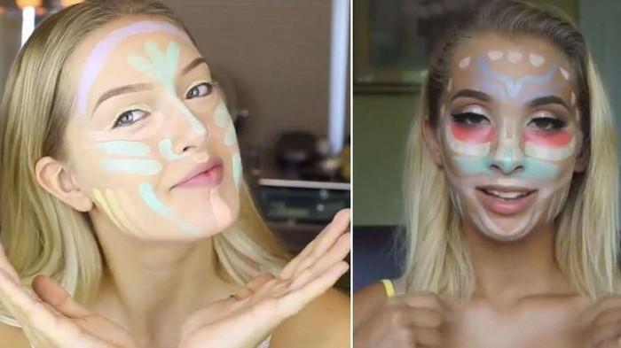 Ladies, Apa sih sebenernya fungsi concealer warna-warni ini di wajah??