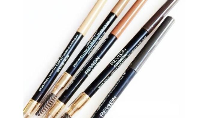Eyebrow Kit Multifungsi Terbaru: Revlon ColorStay Brow Pencil! [Review]