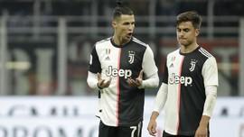 Jadwal Liga Italia di Bulan Juni