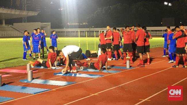 Penyerang PSM Makassar, Rizky Eka, siap bersaing dengan para pemain lainnya di Timnas Indonesia.