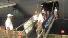 VIDEO: Kamboja Izinkan 500 Penumpang Kapal Turun