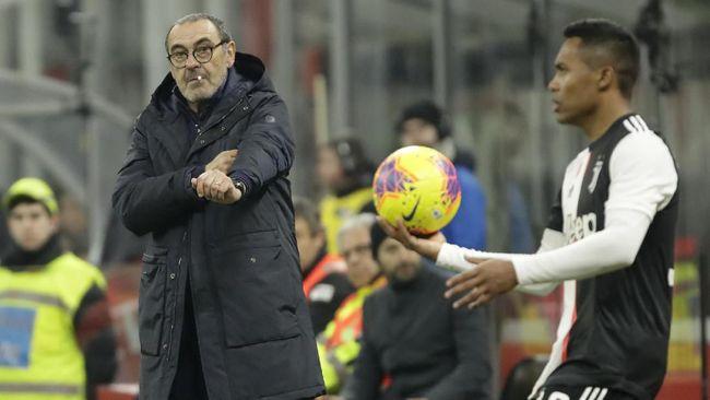 Juventus rela rugi Rp345 miliar setelah memecat Maurizio Sarri dari kursi pelatih menyusul kegagalan di Liga Champions.